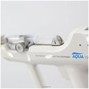 Мезоинжектор AQUA INJECTOR PLUS  3 в 1 (с уникальной 9 игольной насадкой)