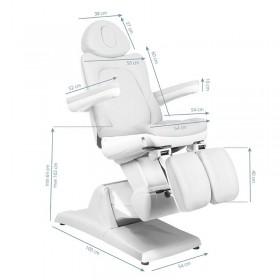 Электрическое кресло для педикюра 870 SW (3 мотора)
