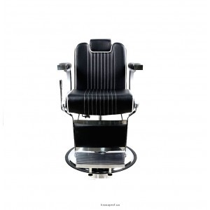 Барбер кресло CARDINAL черное
