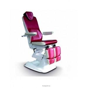 Электрическое педикюрное кресло CONCEPT  (3 мотора)
